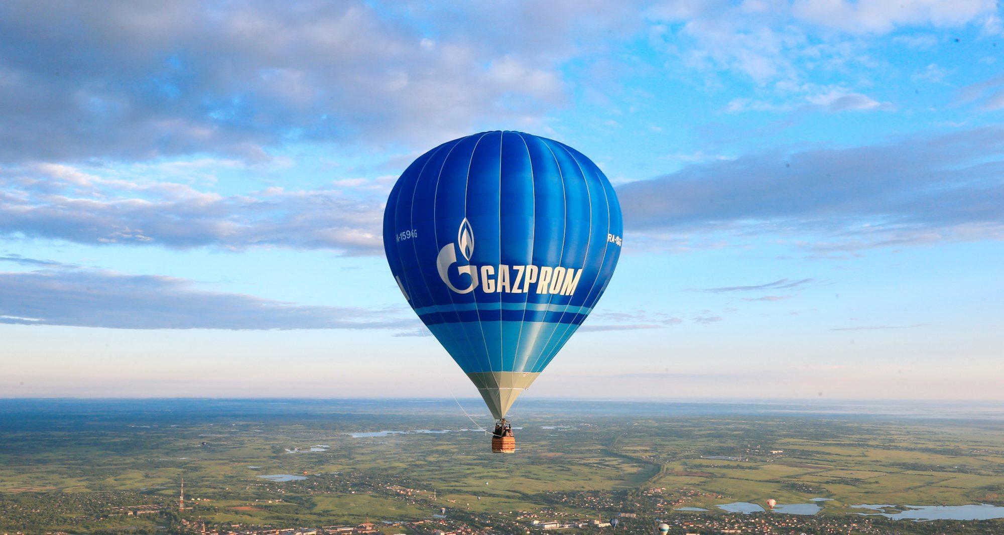 Акции ПАО Газпром