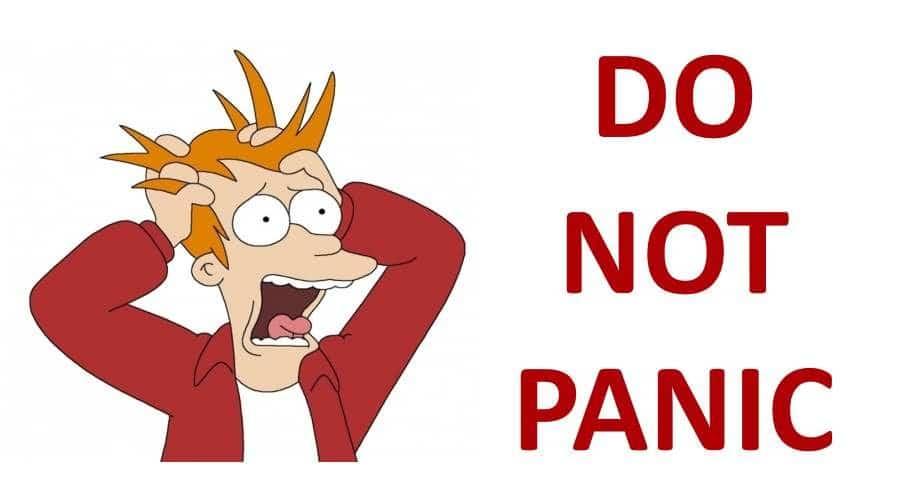 Без паники!