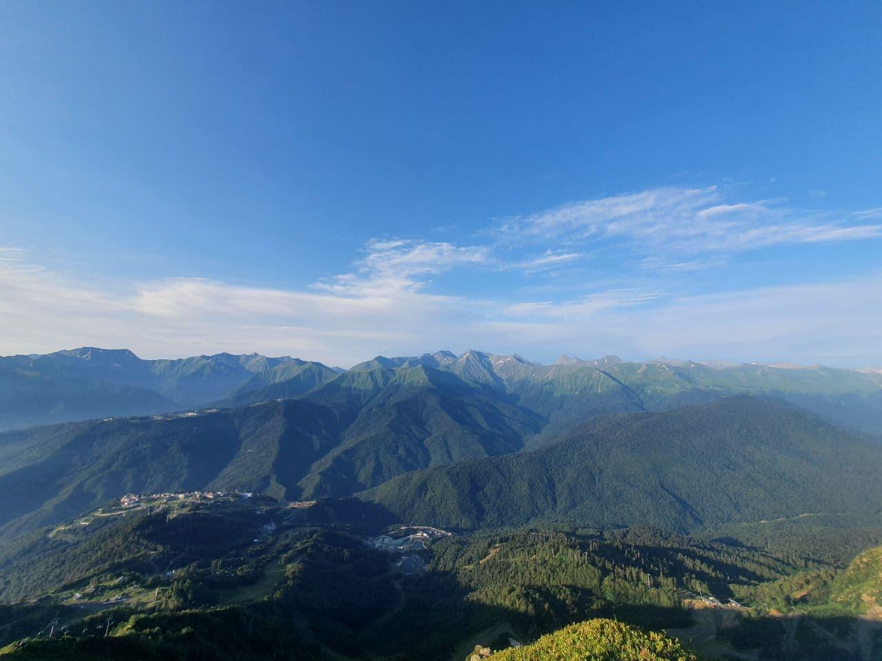 Лучше гор, могут быть только горы!